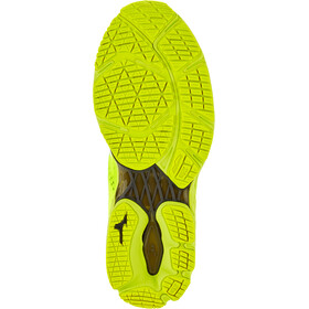 Mizuno Wave Shadow 3 Running Shoes Men, safety yellow/white/safety yellow